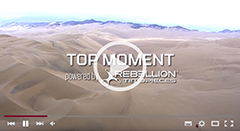 Top Moments by Rebellion